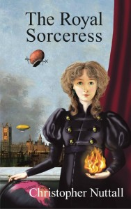 The Royal Sorceress cover image